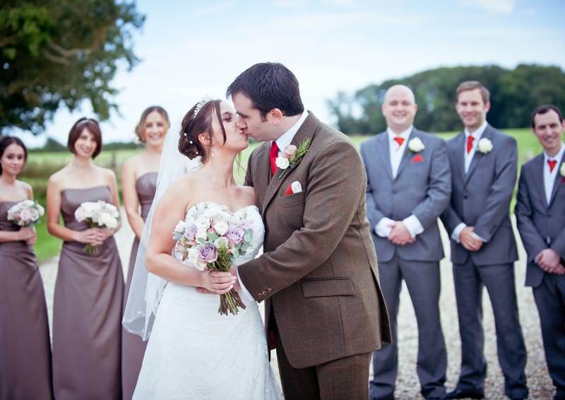 Joanne & Ross- Winkworth Farm Wedding