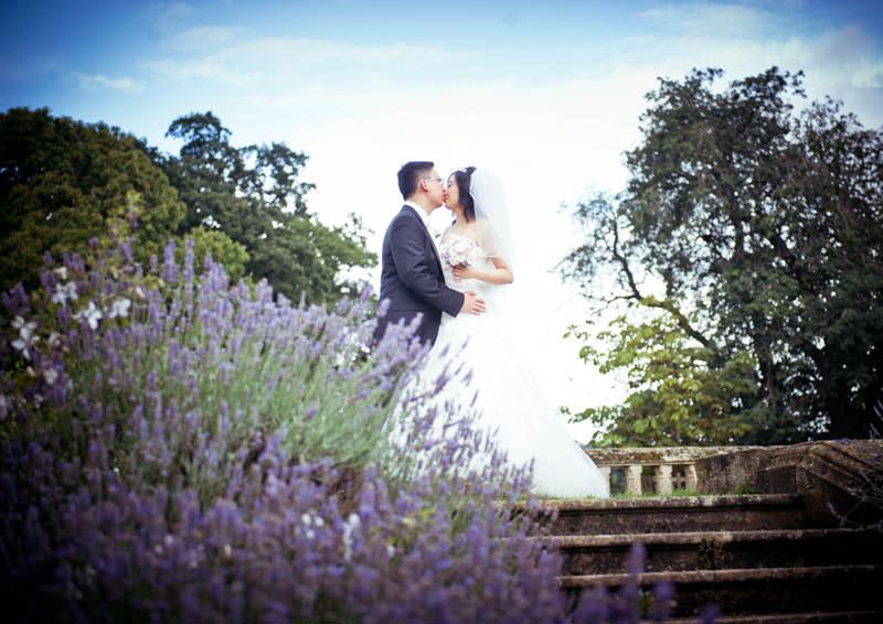 Xinbo & Zeshi – Sudeley Castle Winchcombe Wedding