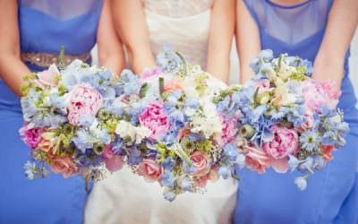 Sophie & Andrew- Kingscote Barn Wedding