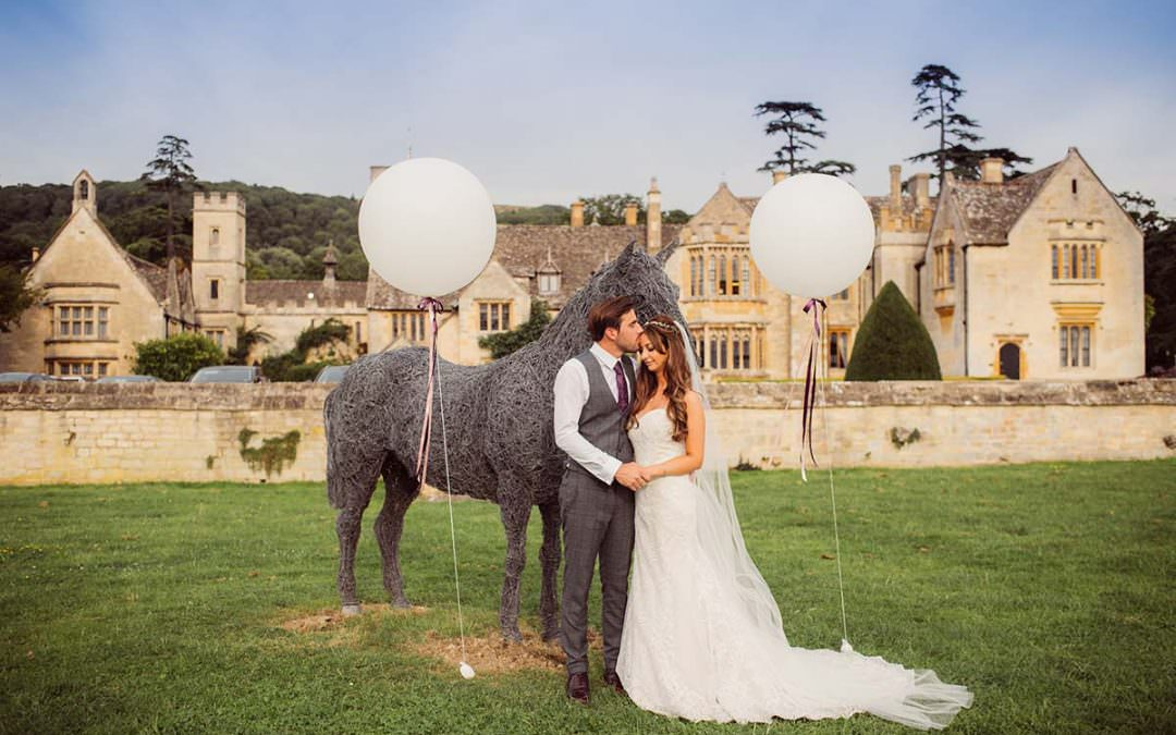 Ellenborough Park – Cheltenham wedding